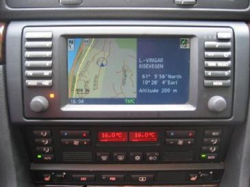 DVD BMW Navigation High Map update Europe 2019